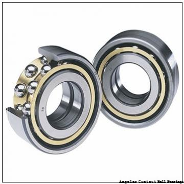 0.591 Inch | 15 Millimeter x 1.654 Inch | 42 Millimeter x 0.748 Inch | 19 Millimeter  CONSOLIDATED BEARING 5302-2RS C/3  Angular Contact Ball Bearings