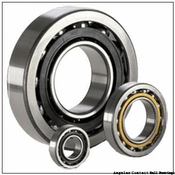 8 Inch | 203.2 Millimeter x 10 Inch | 254 Millimeter x 1 Inch | 25.4 Millimeter  CONSOLIDATED BEARING KG-80 XPO  Angular Contact Ball Bearings