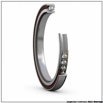0.591 Inch | 15 Millimeter x 1.654 Inch | 42 Millimeter x 0.748 Inch | 19 Millimeter  CONSOLIDATED BEARING 5302  Angular Contact Ball Bearings
