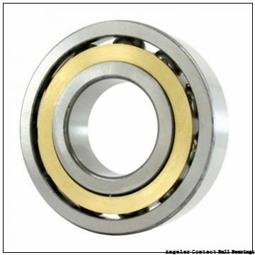 0.472 Inch | 12 Millimeter x 0.827 Inch | 21 Millimeter x 0.276 Inch | 7 Millimeter  CONSOLIDATED BEARING 3801-2RS  Angular Contact Ball Bearings