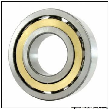 2.756 Inch | 70 Millimeter x 4.921 Inch | 125 Millimeter x 1.563 Inch | 39.7 Millimeter  CONSOLIDATED BEARING 5214 NR C/3  Angular Contact Ball Bearings