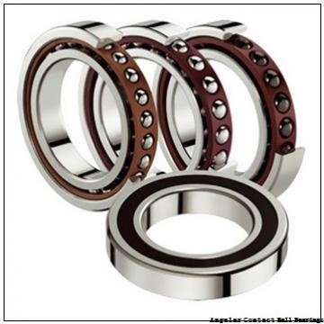 3.937 Inch | 100 Millimeter x 4.921 Inch | 125 Millimeter x 0.748 Inch | 19 Millimeter  CONSOLIDATED BEARING 3820-2RS  Angular Contact Ball Bearings