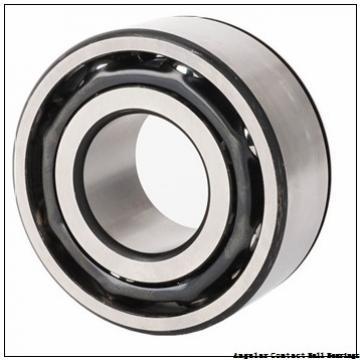1.772 Inch | 45 Millimeter x 2.283 Inch | 58 Millimeter x 0.394 Inch | 10 Millimeter  CONSOLIDATED BEARING 3809-2RS  Angular Contact Ball Bearings
