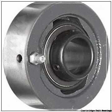 DODGE CRT-AS-307E  Cartridge Unit Bearings